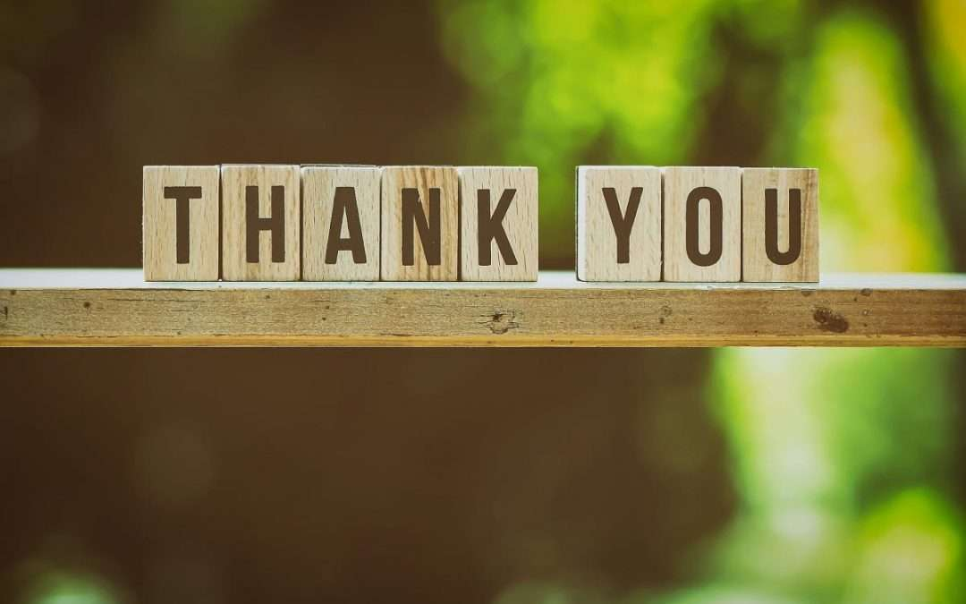 Gratitude: A Healing Ointment for the Soul