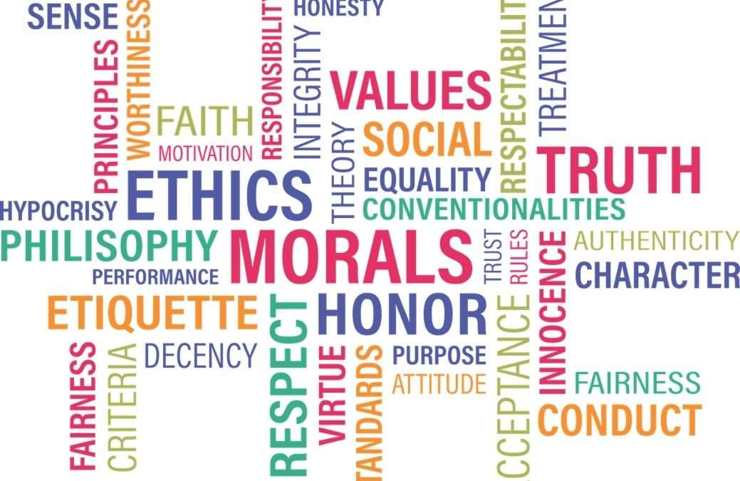 Justice Comes ONLY When Values Become Virtues